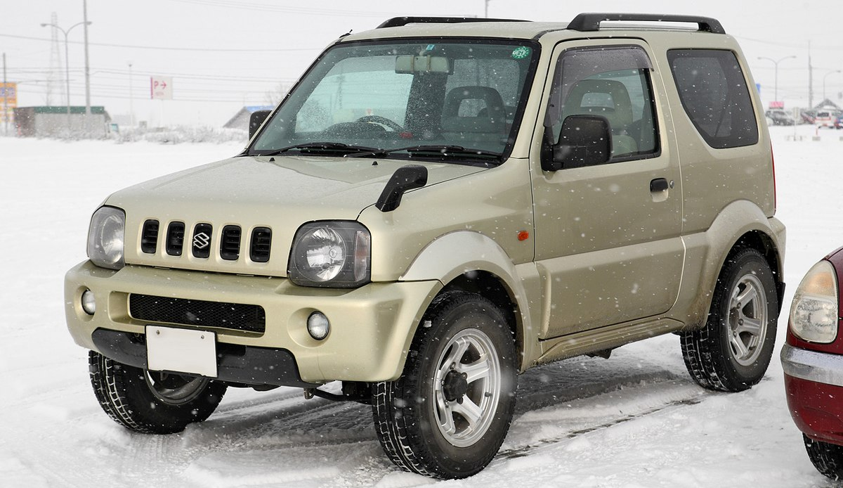 Mazda AZ-Offroad 1998 - now SUV 3 door #8