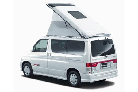 Mazda Bongo Friendee I 1995 - 1999 Minivan #3
