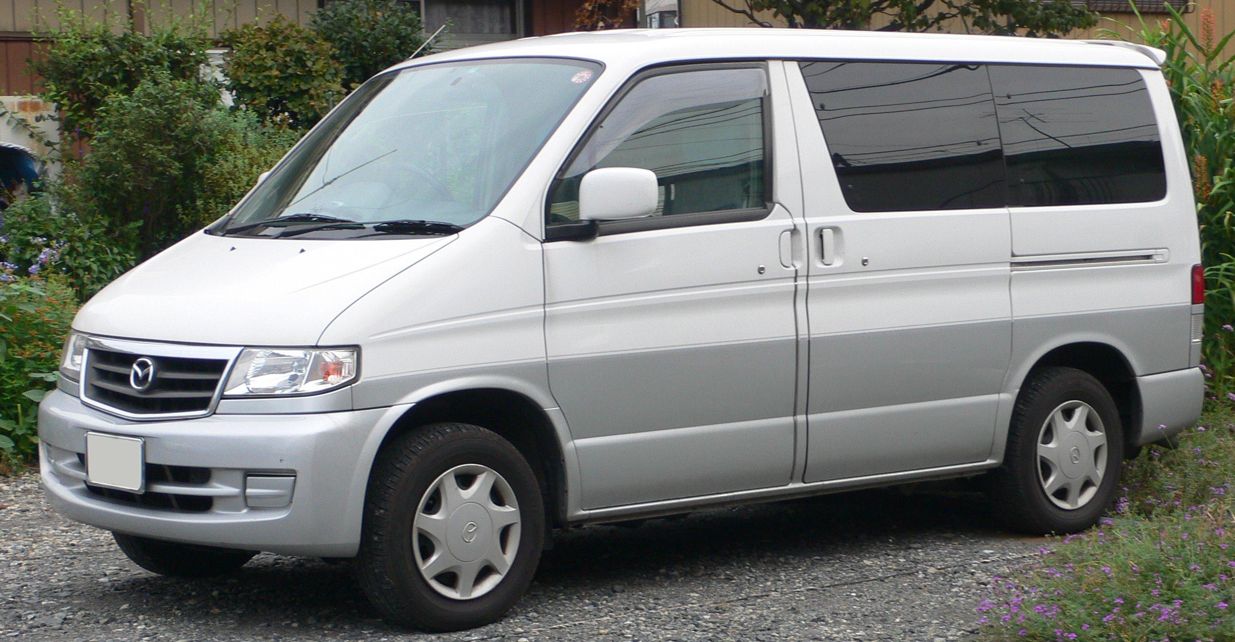 Mazda Bongo Friendee I 1995 - 1999 Minivan #7