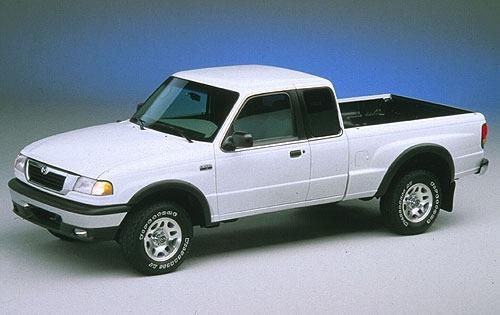 Mazda B-series V 1998 - 2006 Pickup #2