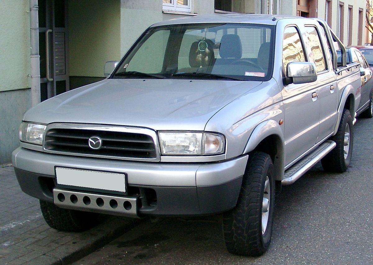 Mazda Proceed V 1998 - 2006 Pickup #8