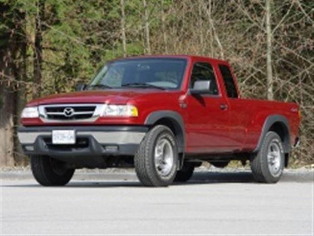 Mazda B-series V 1998 - 2006 Pickup #7
