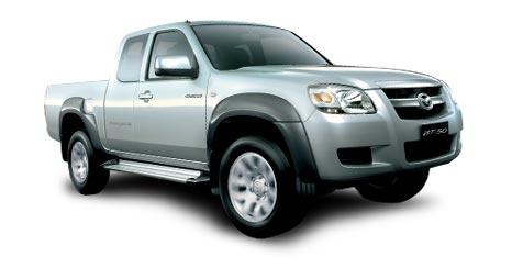Mazda BT-50 I 2006 - 2008 Pickup :: OUTSTANDING CARS