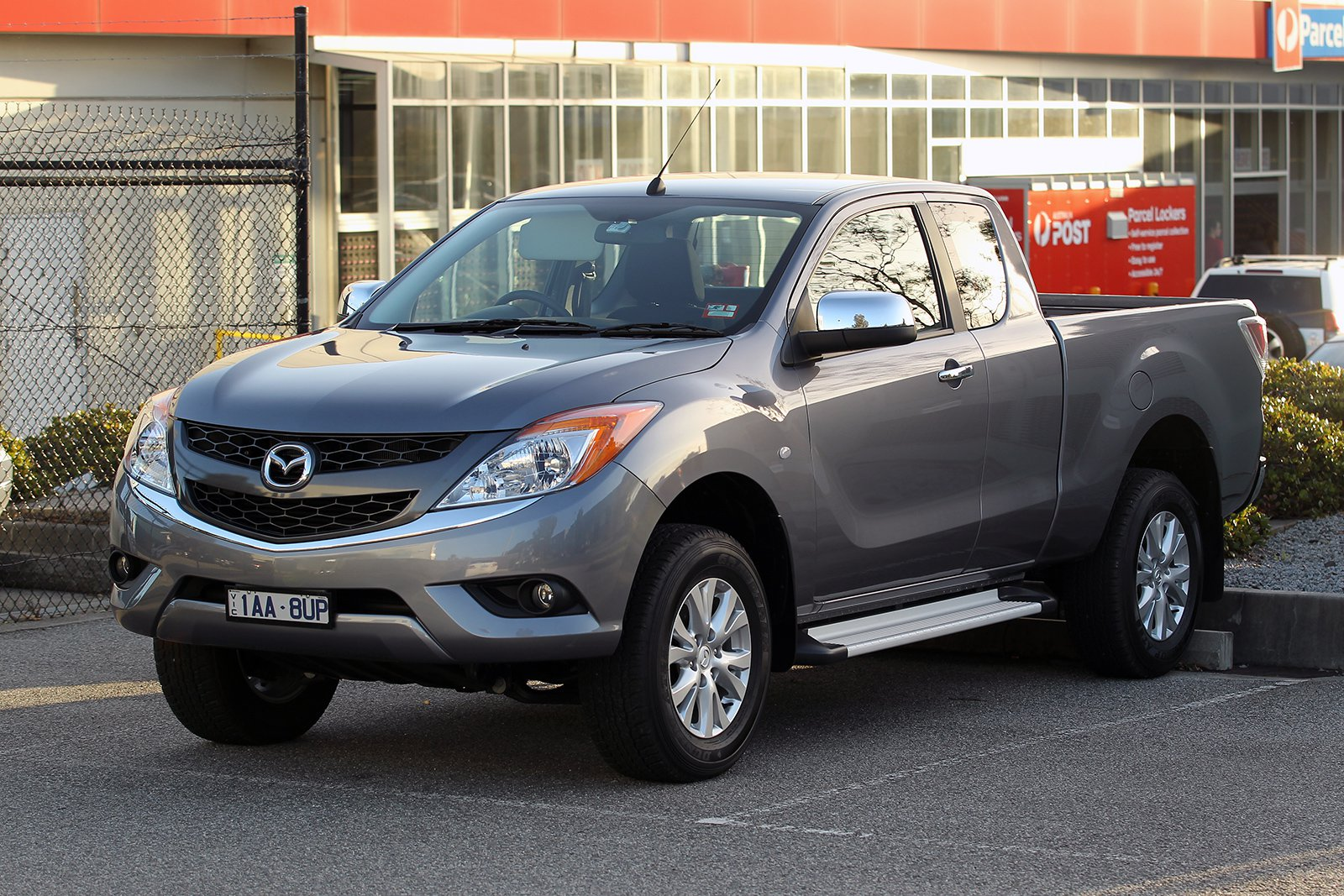 Mazda BT-50 II Restyling 2015 - now Pickup #7
