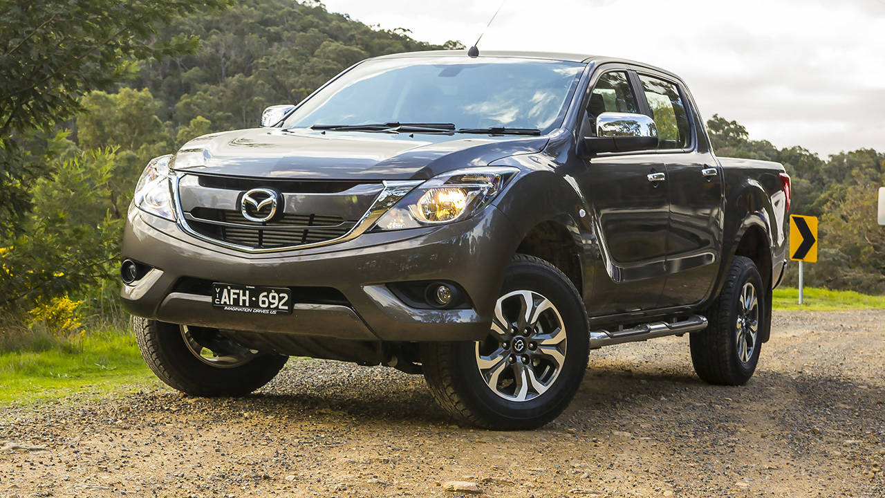 Mazda BT-50 II Restyling 2015 - now Pickup #1