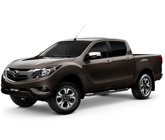 Mazda BT-50 II Restyling 2015 - now Pickup #4