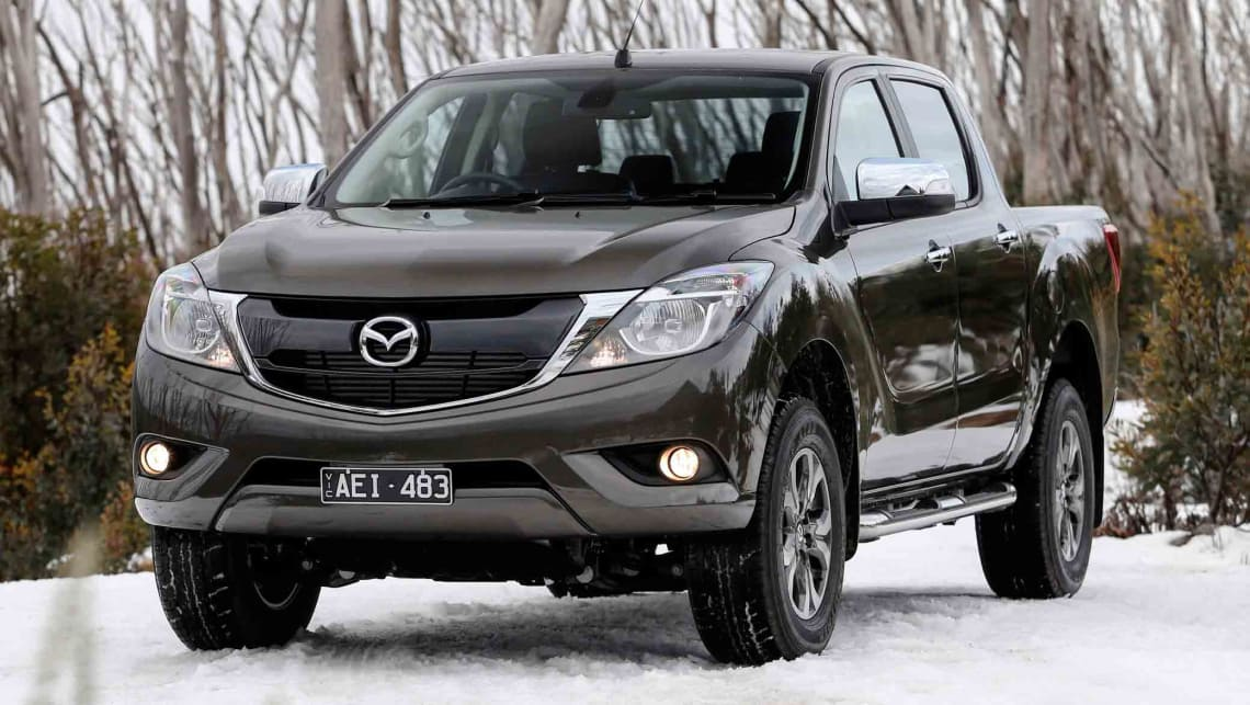 Mazda BT-50 II Restyling 2015 - now Pickup #6
