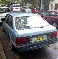 Mazda Capella IV 1987 - 1997 Hatchback 5 door #3
