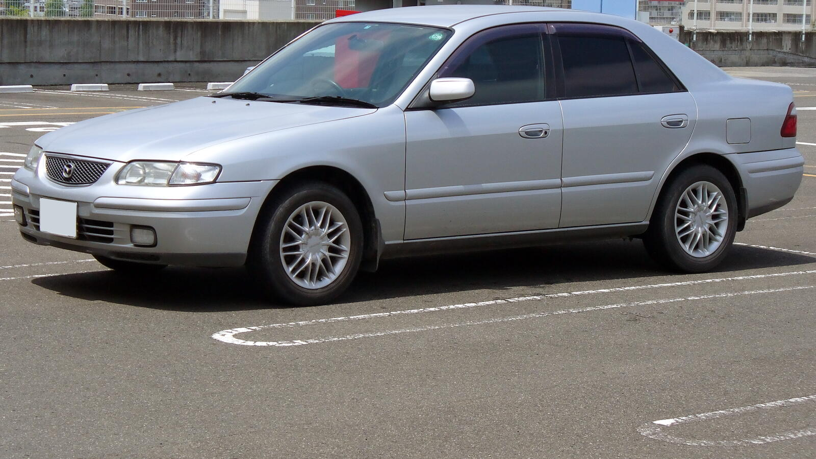 Mazda Capella IV 1987 - 1997 Hatchback 5 door #6