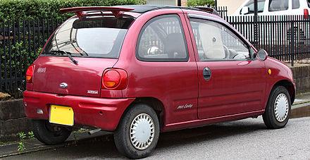 Mazda Carol III 1989 - 1998 Hatchback 3 door #1