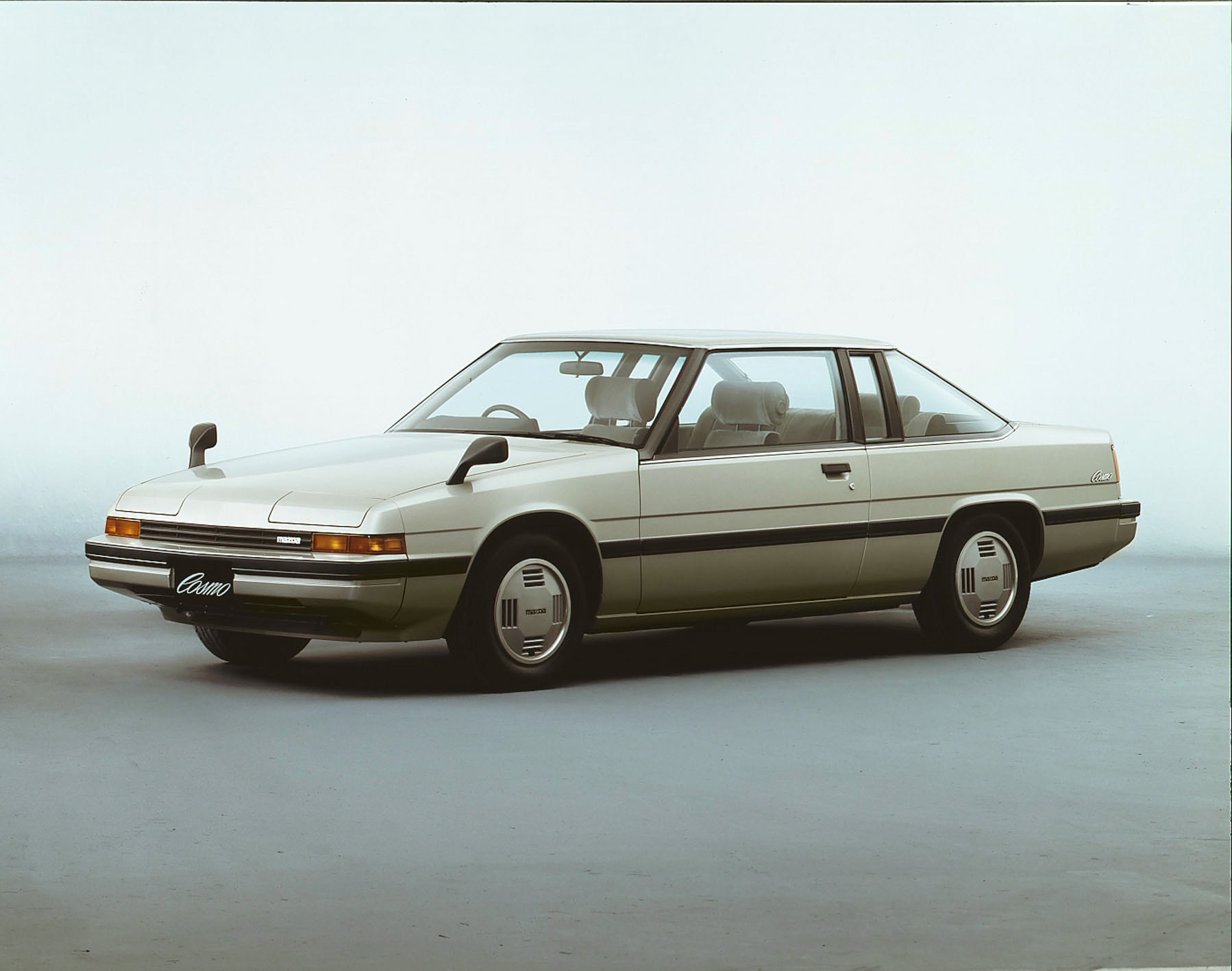 Mazda Cosmo HB 1981 - 1989 Sedan #6