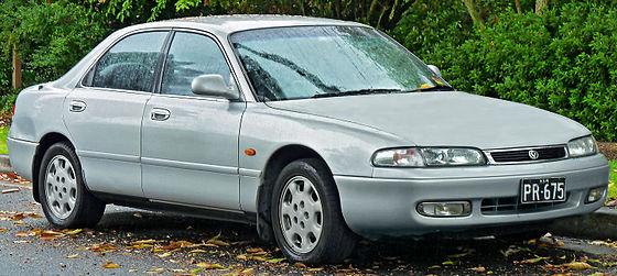 Mazda Cronos 1991 - 1995 Sedan #5