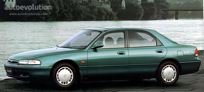 Mazda Cronos 1991 - 1995 Sedan #3
