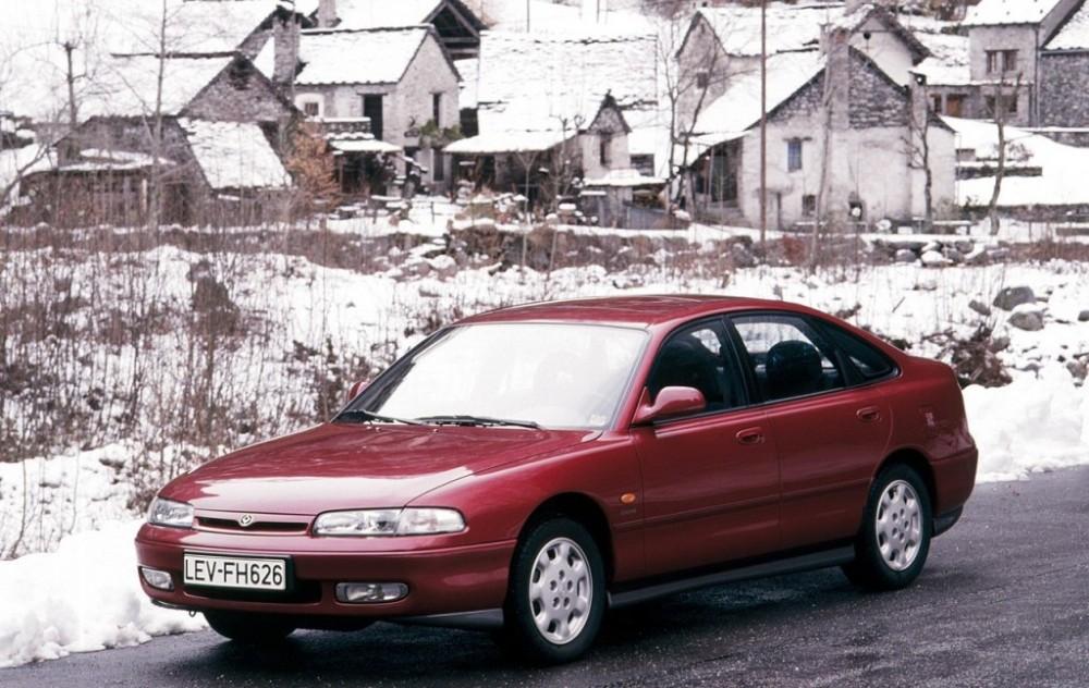 Mazda Cronos 1991 - 1995 Sedan #2