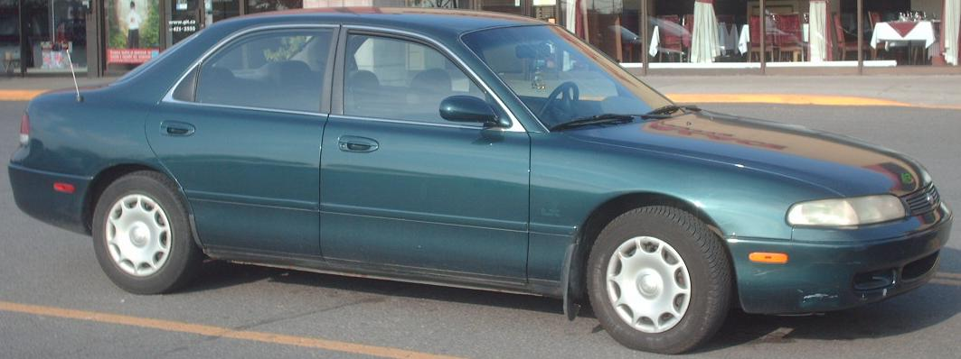 Mazda Cronos 1991 - 1995 Sedan #7