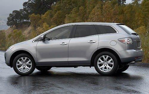 Mazda Cx I Suv Door Interior on Fuel Tank Capacity Cx 9