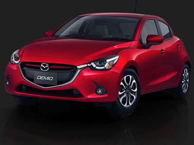 Mazda Demio IV (DJ) 2014 - now Hatchback 5 door #1