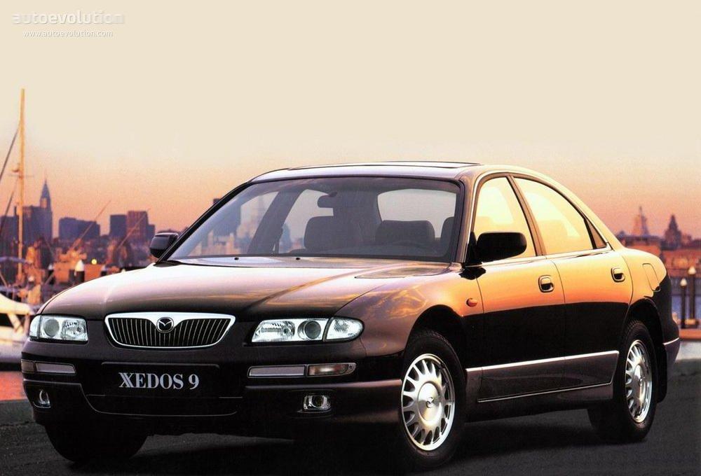 Mazda Xedos 9 I 1993 - 2000 Sedan #7