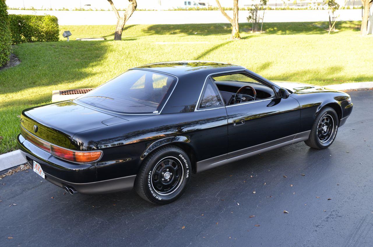 Mazda Eunos Cosmo 1990 - 1995 Coupe #5