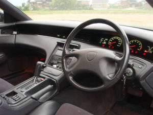 Mazda Eunos Cosmo 1990 - 1995 Coupe #6