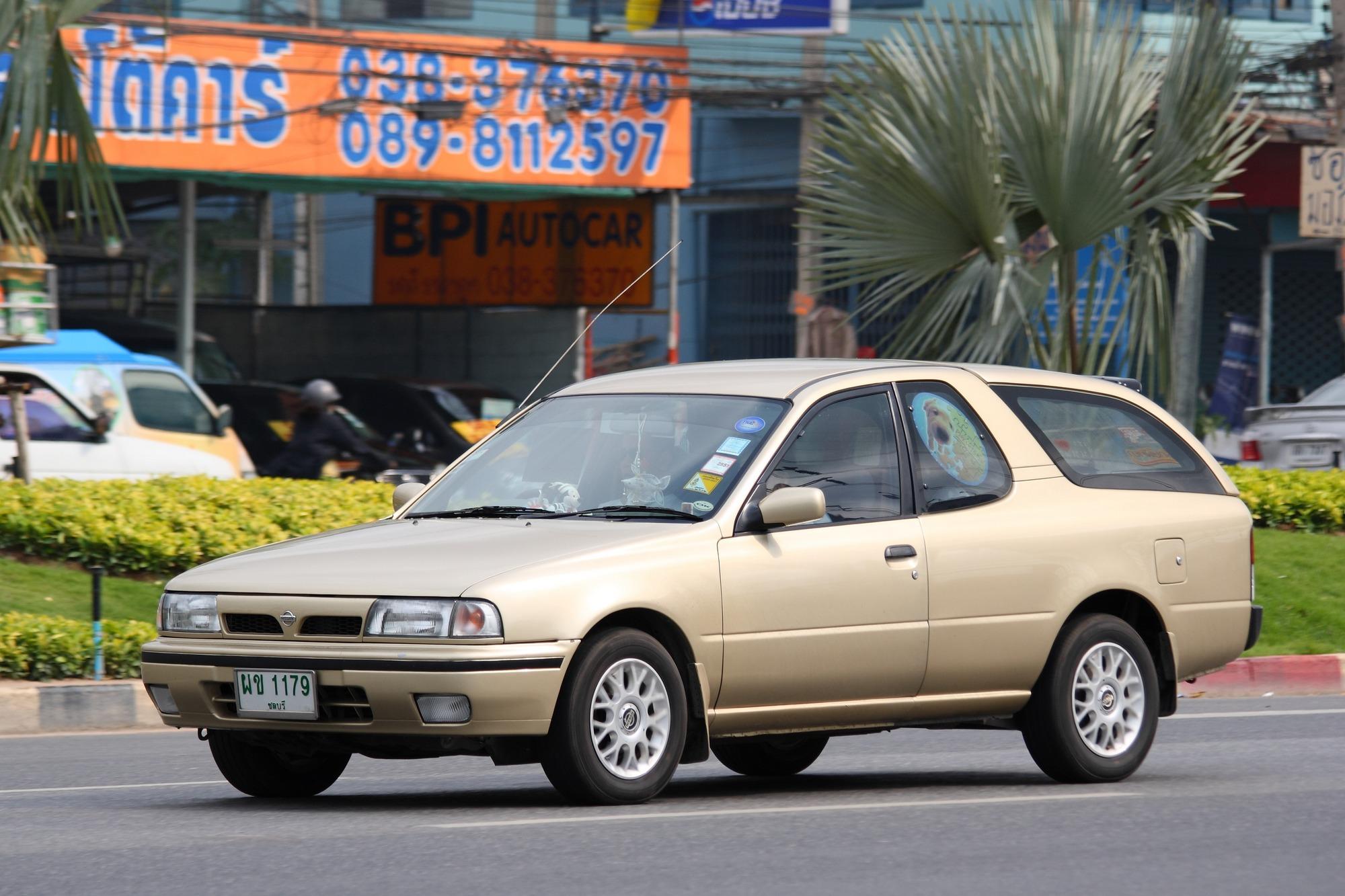 Nissan Wingroad II (Y11) 1999 - 2005 Station wagon 5 door #8