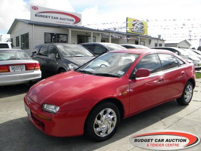 Mazda Lantis 1993 - 1997 Hatchback 5 door #4