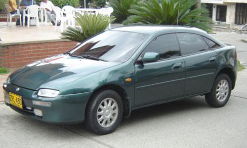 Mazda Lantis 1993 - 1997 Hatchback 5 door #7
