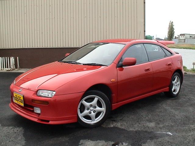 Mazda Lantis 1993 - 1997 Hatchback 5 door #2