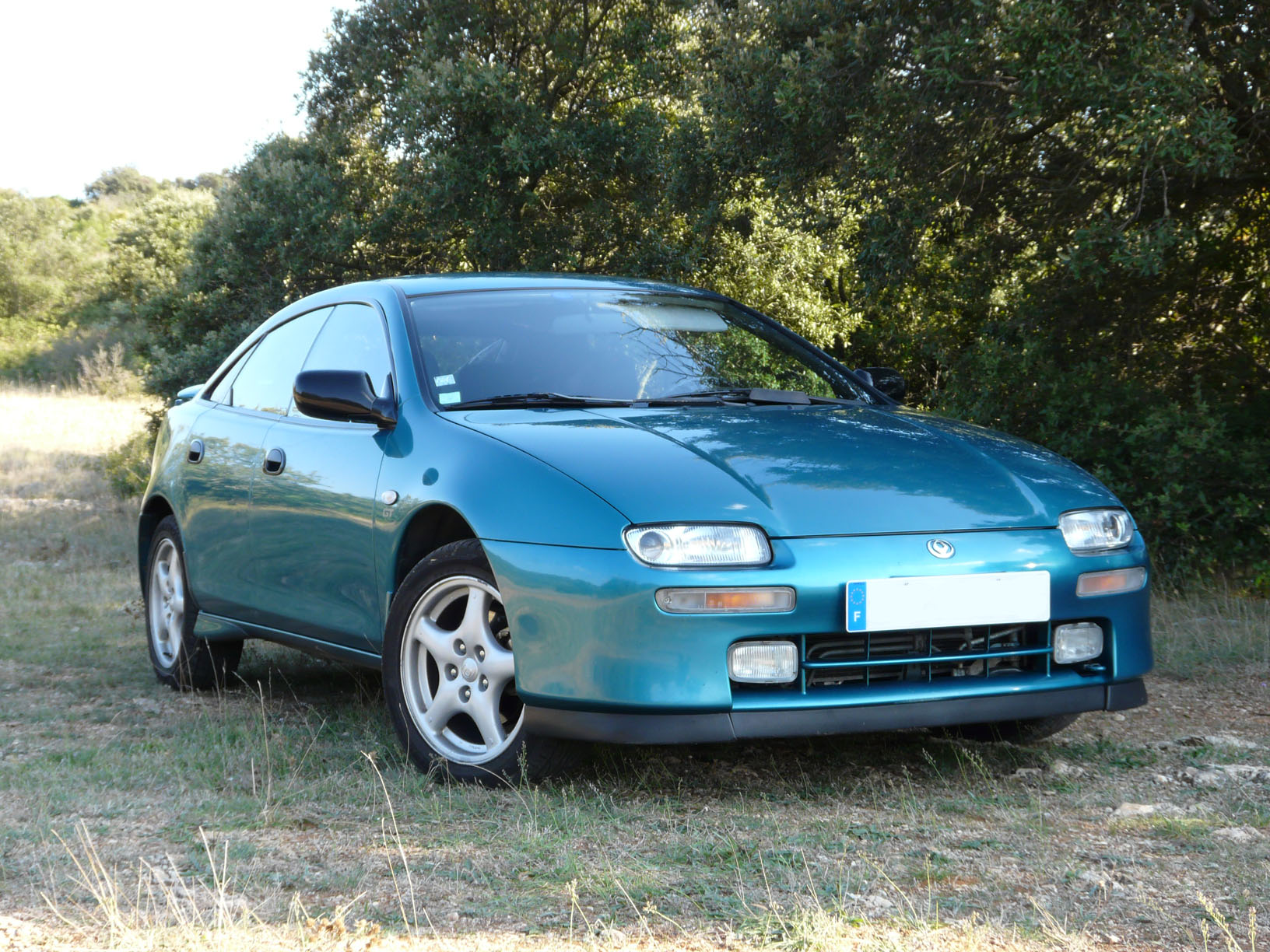 Mazda Lantis 1993 - 1997 Hatchback 5 door #3