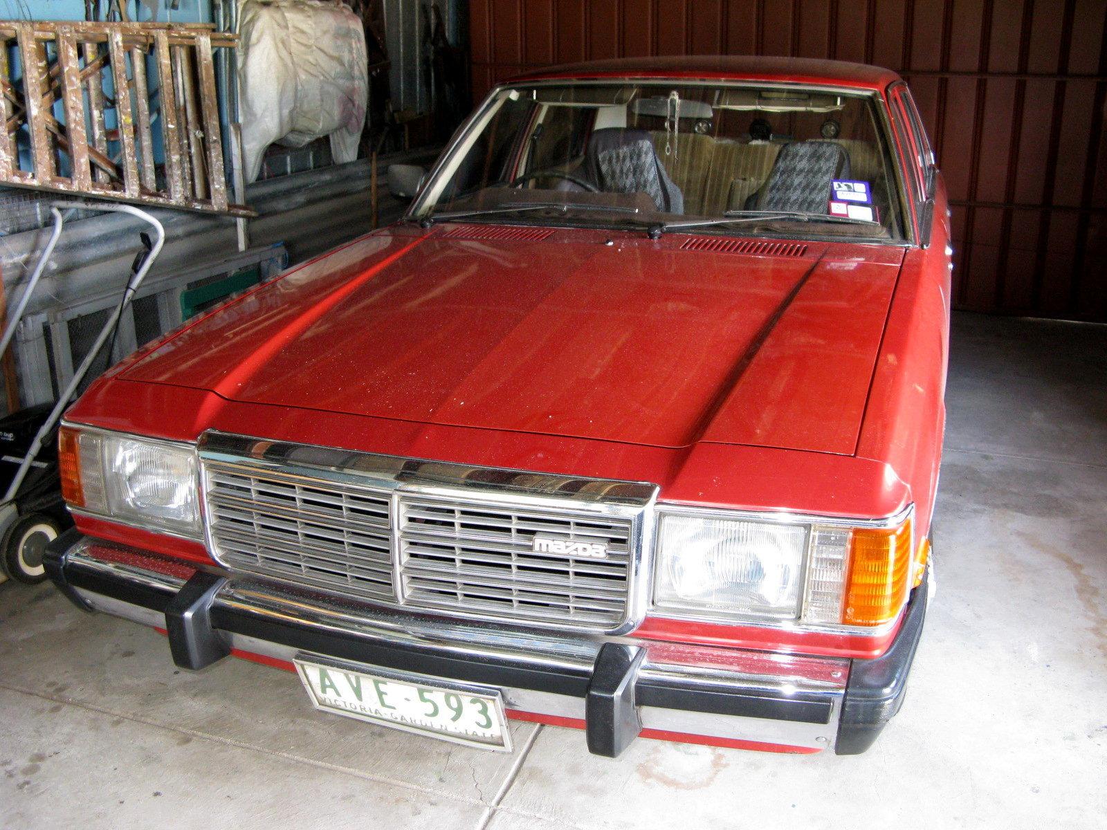 Mazda Luce III 1977 - 1981 Sedan #6