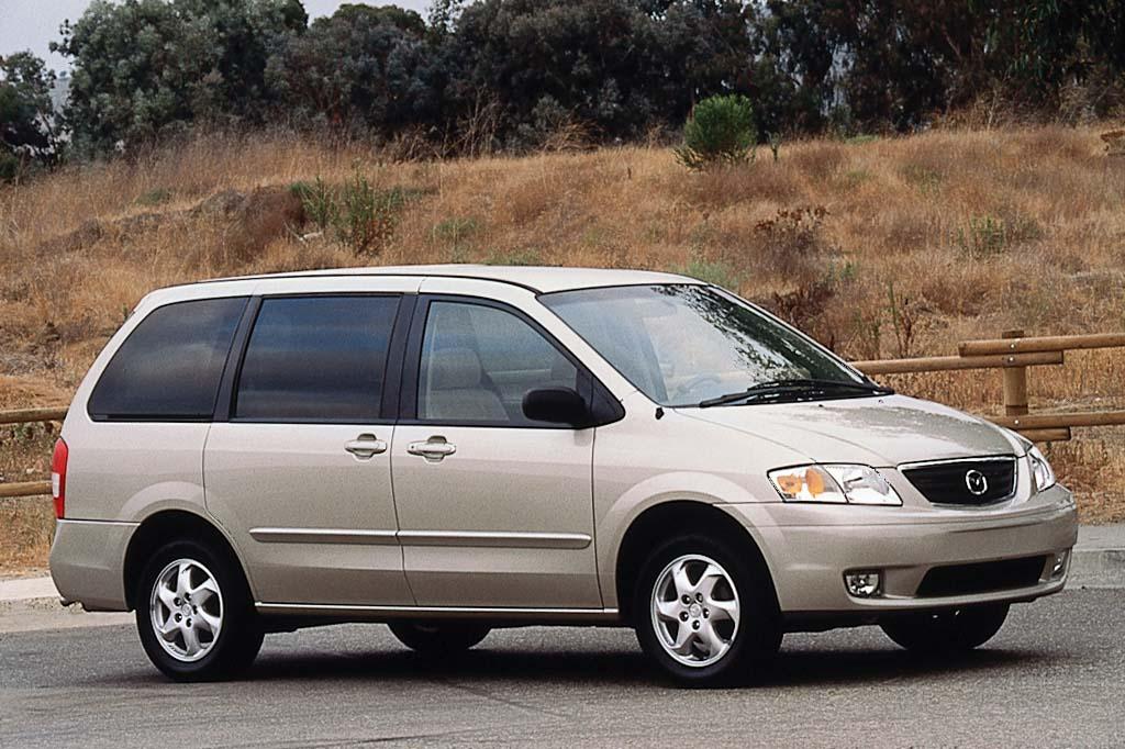 Mazda MPV III (LY) 2006 - 2016 Compact MPV #1