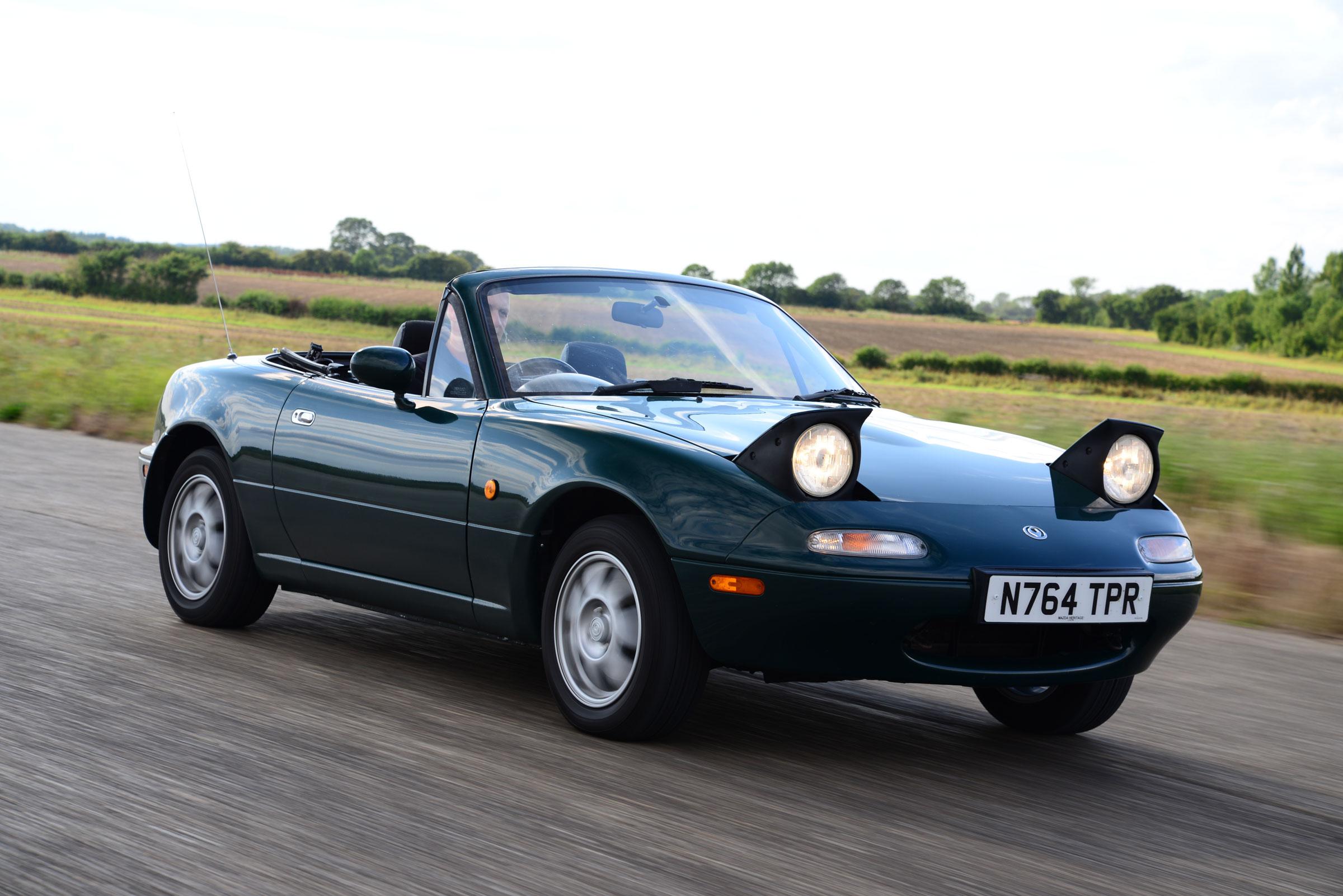 Mazda MX-5 I (NA) 1989 - 1998 Roadster #5
