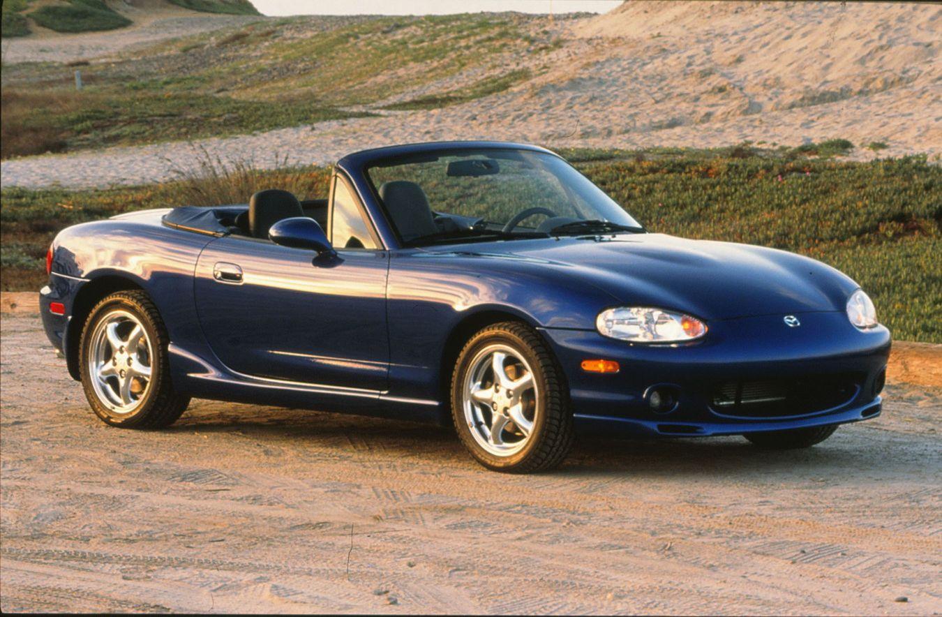 Mazda MX-5 II (NB) 1998 - 2001 Roadster #6