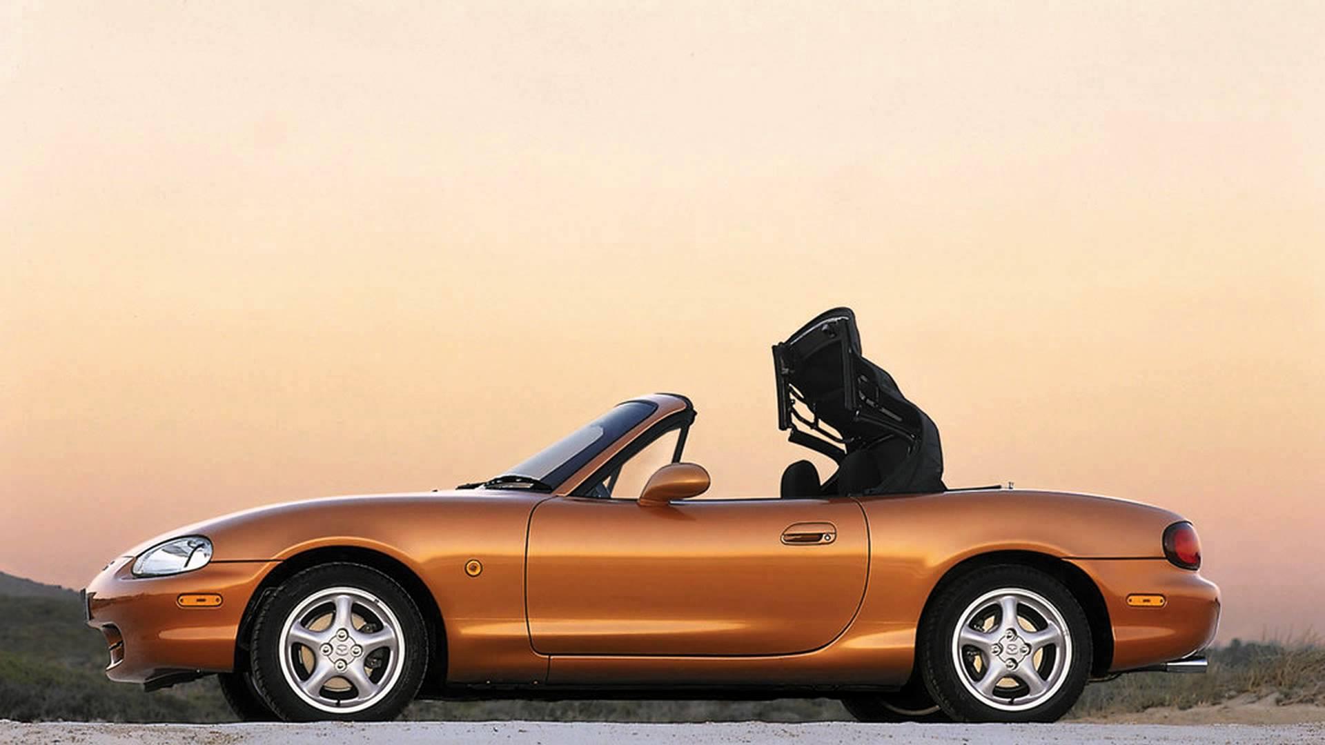 Mazda MX-5 II (NB) 1998 - 2001 Roadster #5