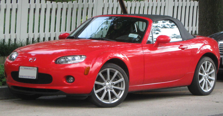 Mazda MX-5 II (NB) Restyling 2001 - 2005 Roadster #2