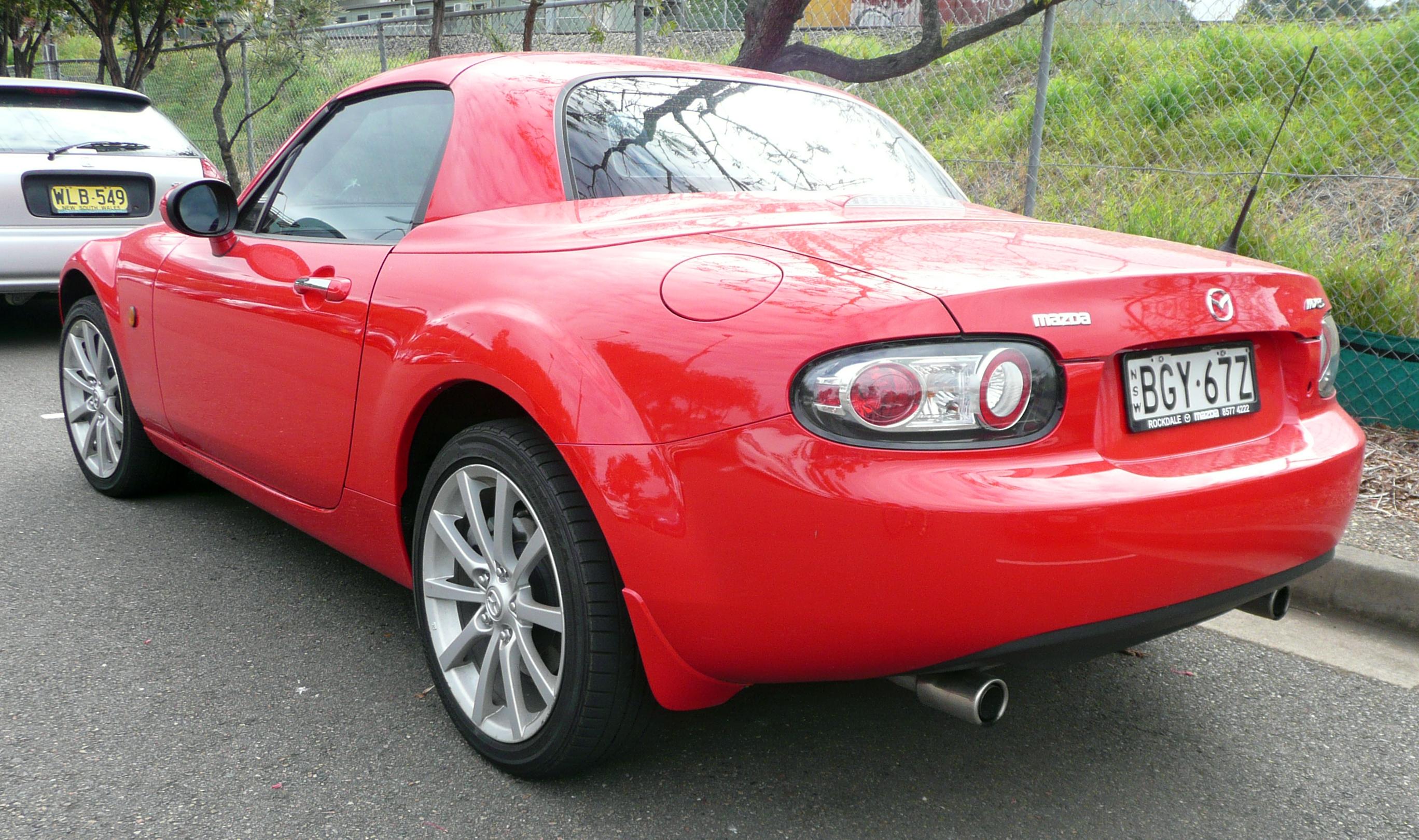 Kelebihan Mazda Mx5 2005 Spesifikasi