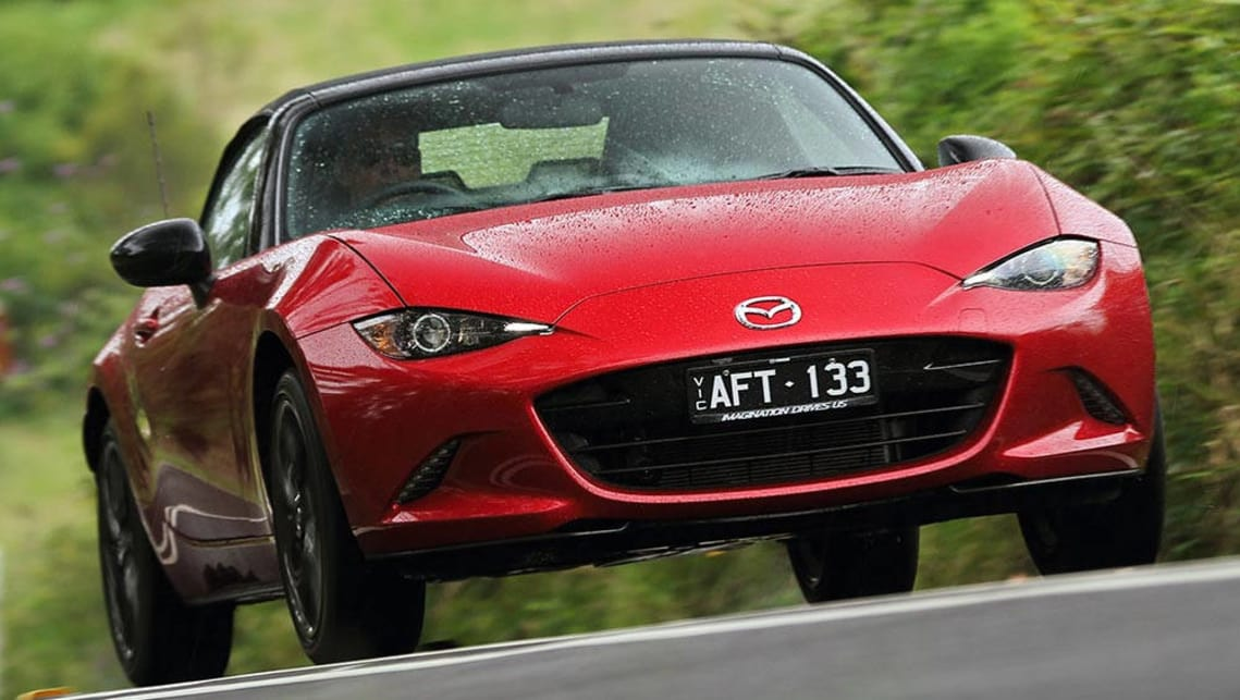 Mazda MX-5 IV (ND) 2015 - now Roadster #1