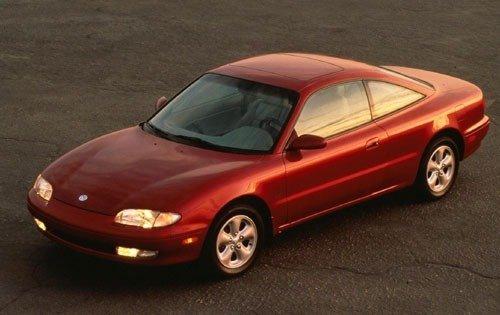 Mazda MX-6 1992 - 1997 Coupe #4
