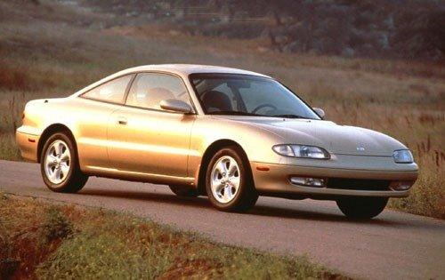 Mazda MX-6 1992 - 1997 Coupe #2