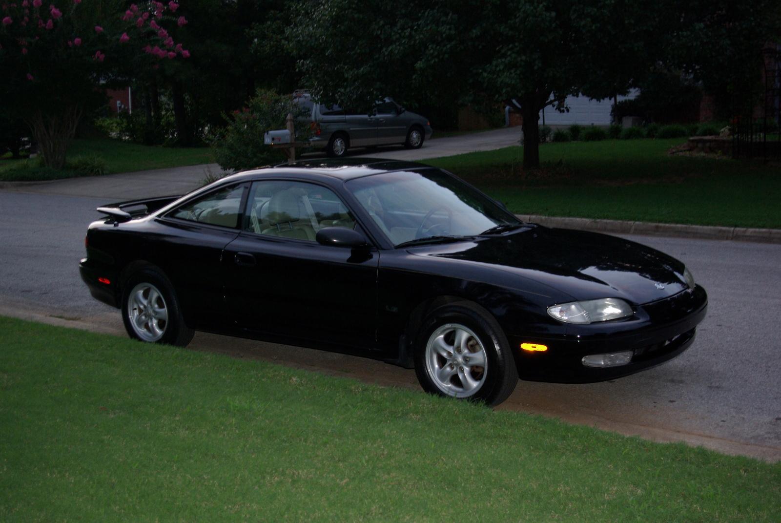 Mazda MX-6 1992 - 1997 Coupe #1