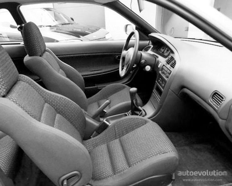 Mazda MX-6 1992 - 1997 Coupe #7
