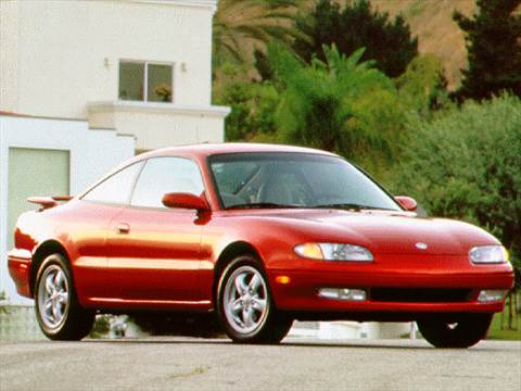 Mazda MX-6 1992 - 1997 Coupe #8