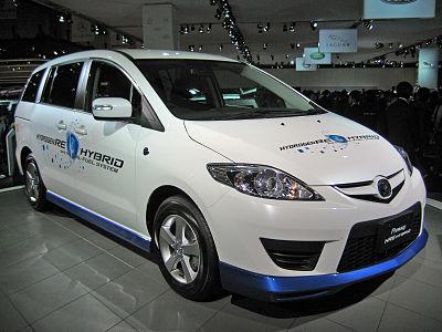 Mazda Premacy III (CW) 2010 - now Compact MPV #2