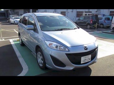 Mazda Premacy III (CW) 2010 - now Compact MPV #4