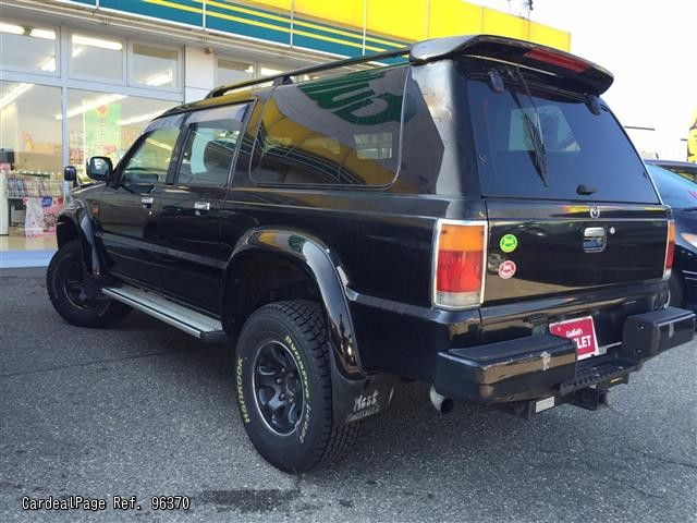 Mazda Proceed Marvie 1990 - 1999 SUV 5 door #2