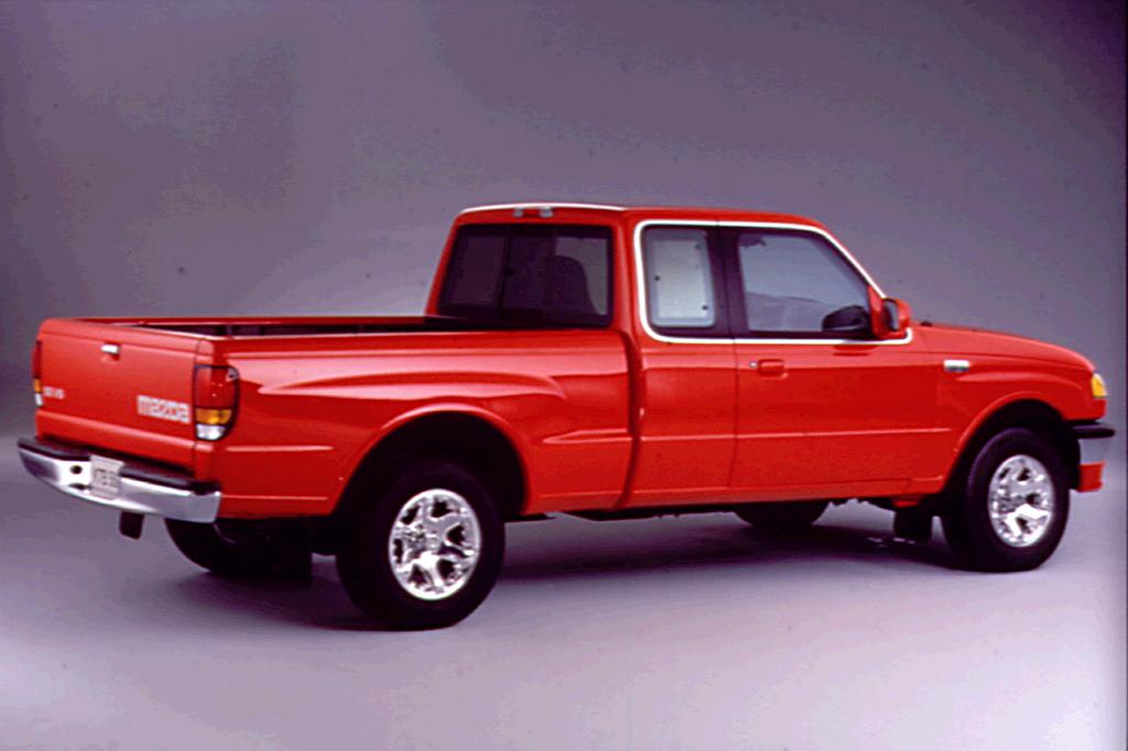 Mazda Proceed V 1998 - 2006 Pickup #5