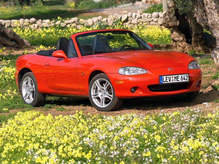 Mazda Roadster II (NB) 1998 - 2005 Roadster #3