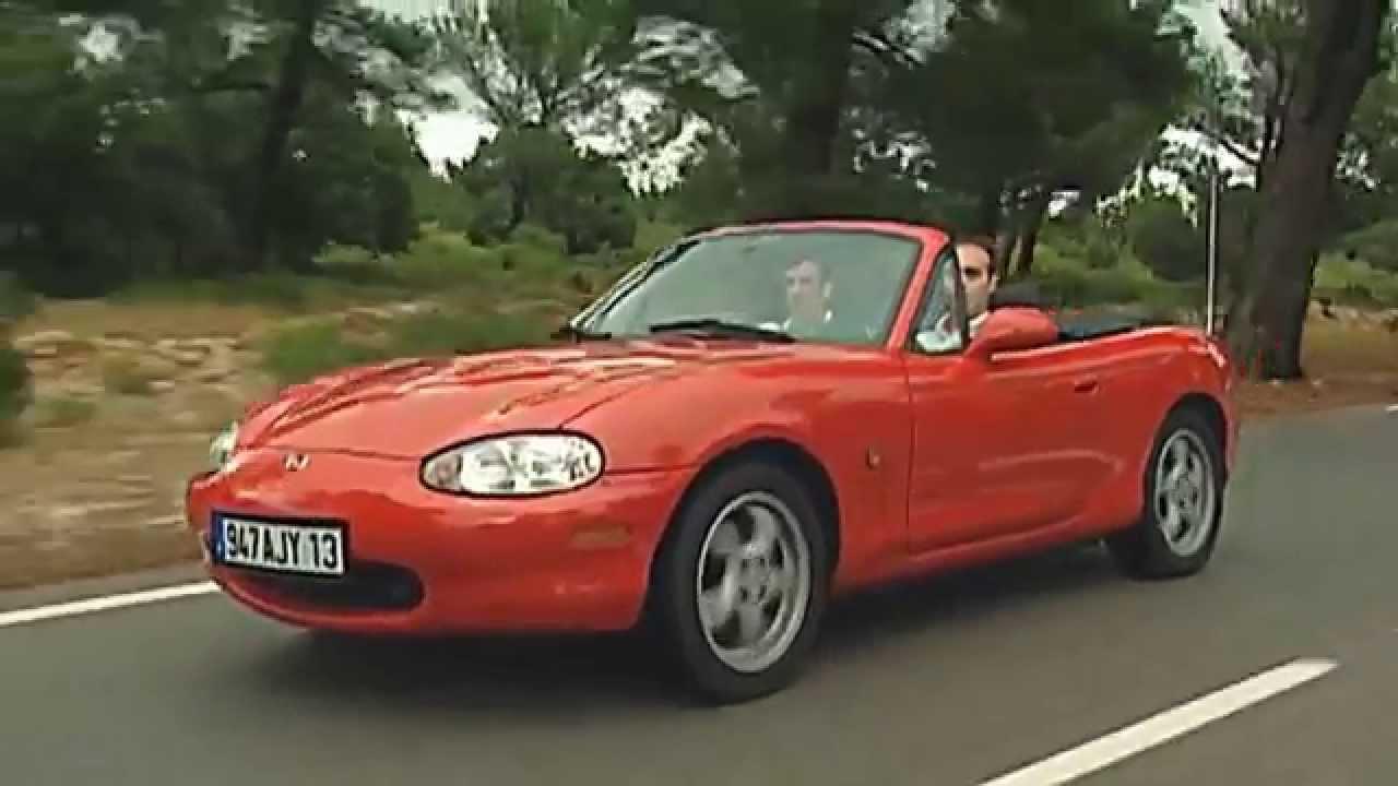 Mazda Roadster II (NB) 1998 - 2005 Roadster #4
