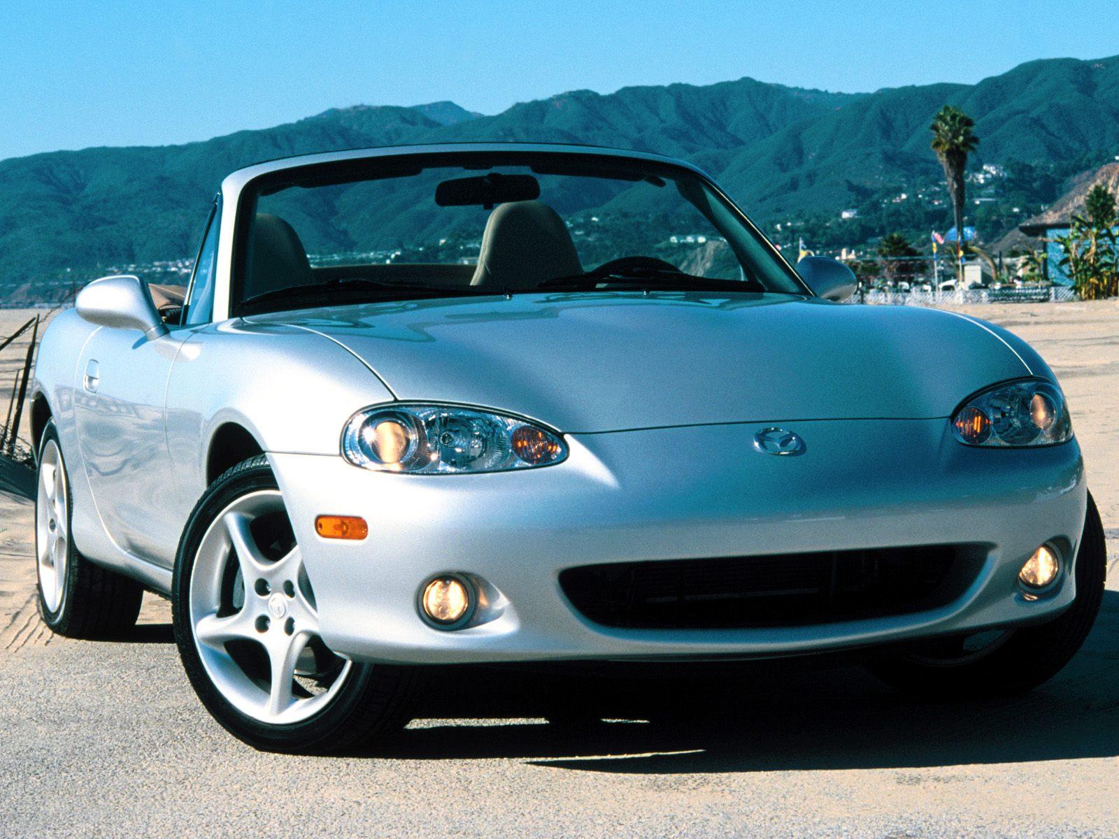 Mazda Roadster II (NB) 1998 - 2005 Roadster #5