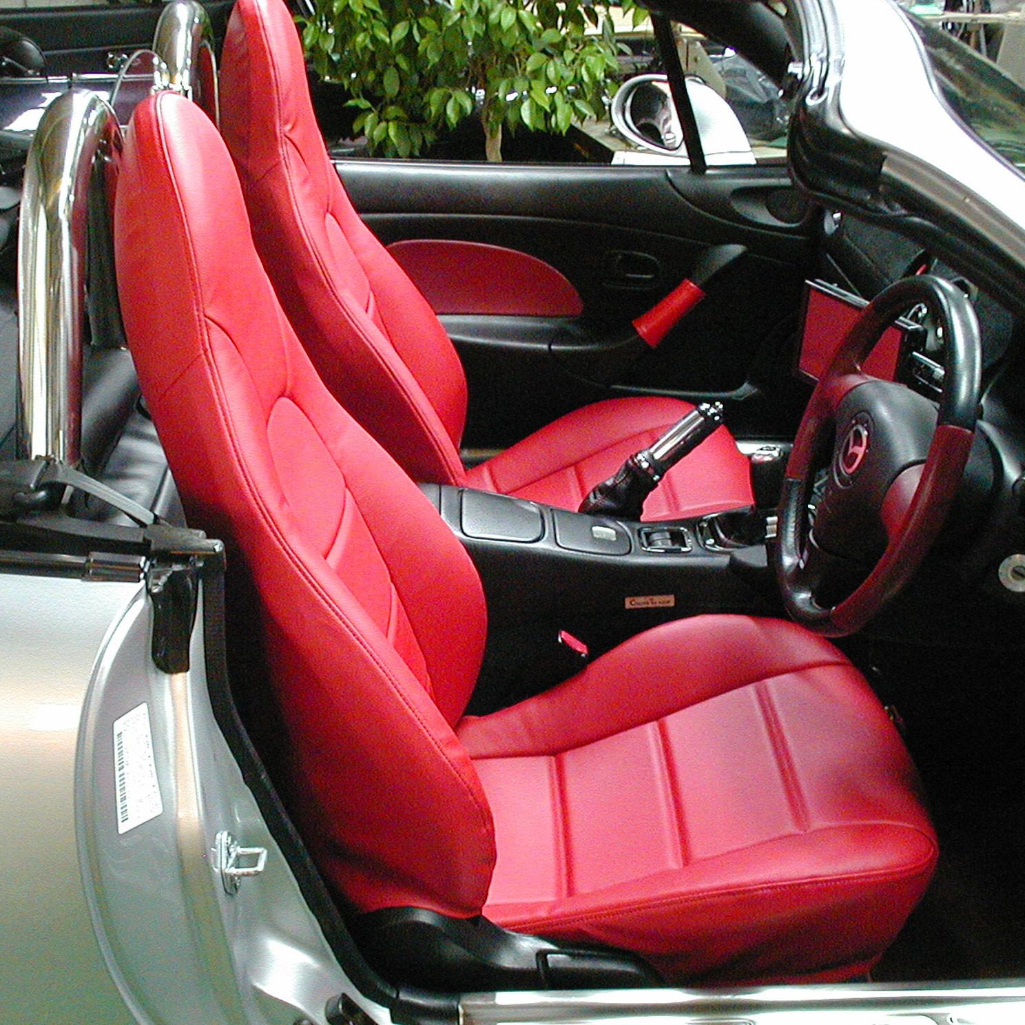 Mazda Roadster II (NB) 1998 - 2005 Roadster #6